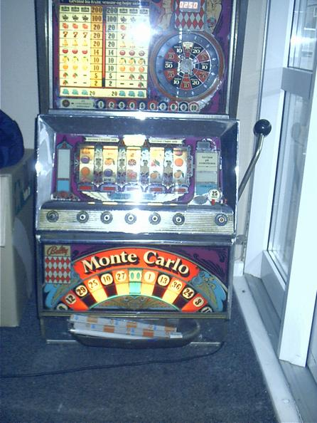 Monte Carlo Roulette 815095