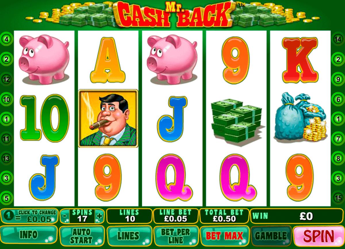 Mr Cashback 906349