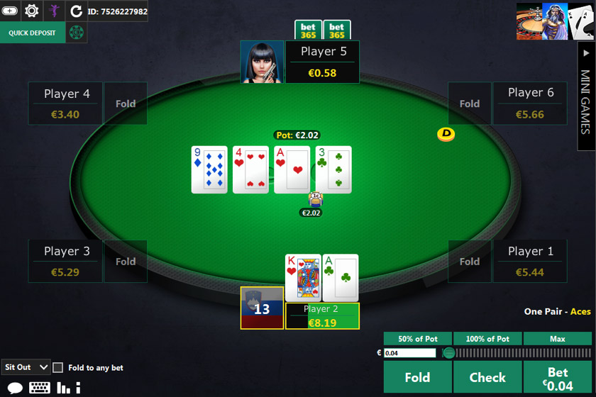 New Poker Sites 90411