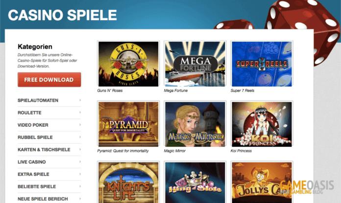 Online Casino 130107