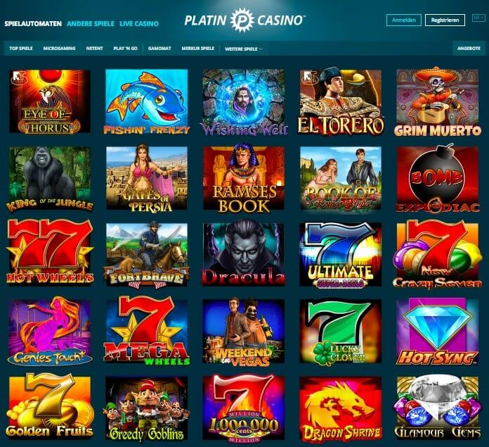 Platin Casino Erfolgreiches 558078