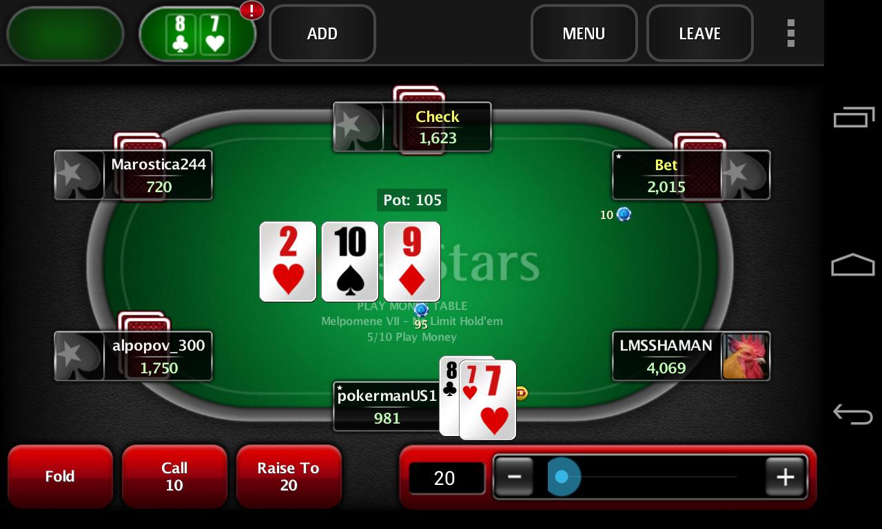 Poker stars Casino 453608