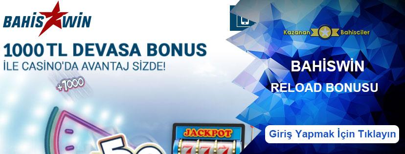Reload Bonus 157554