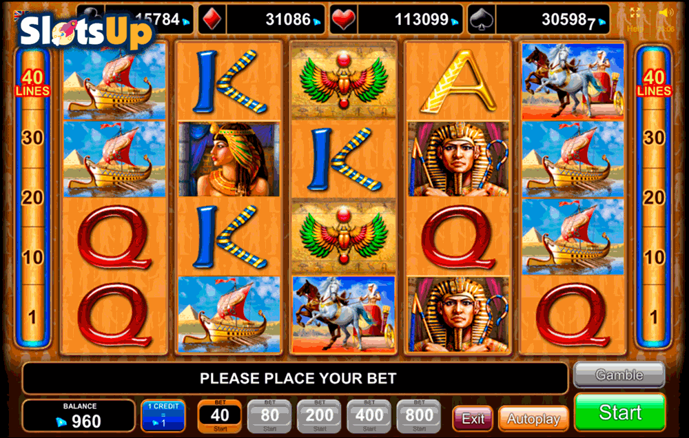 Review slots Egypt 974852