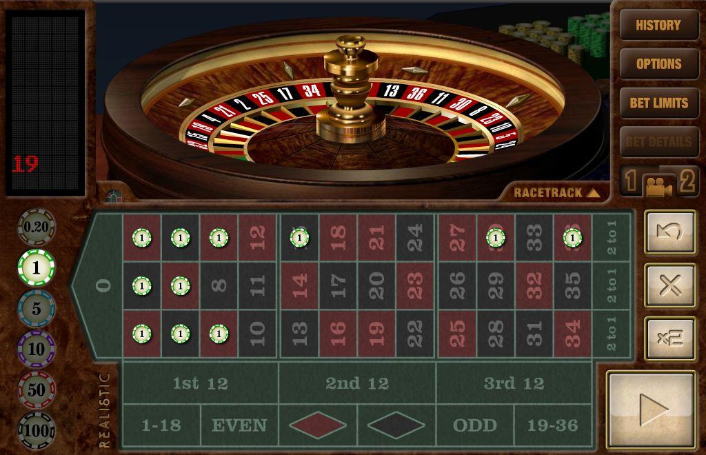 Roulette online 550577