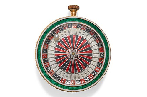 Roulette Rot Schwarz 909160