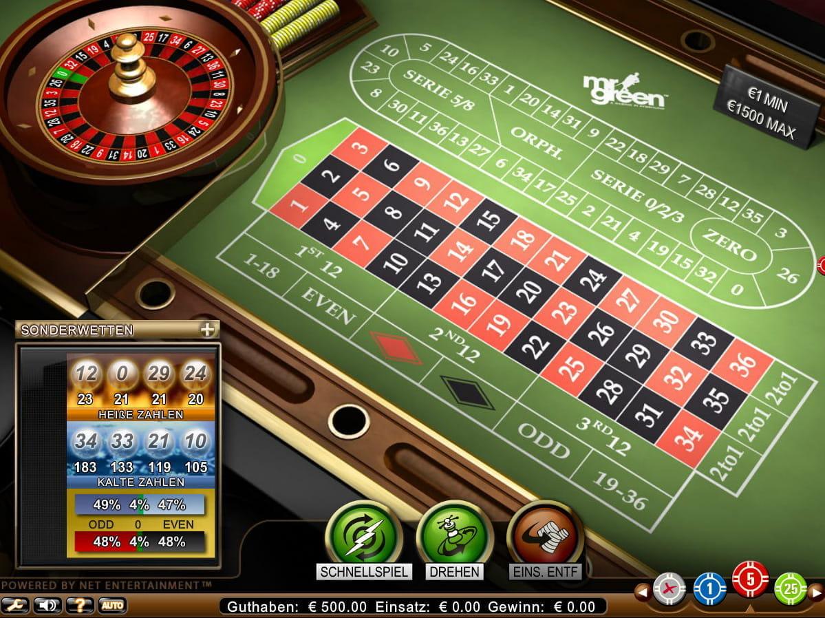 Roulette Schnelles 518263
