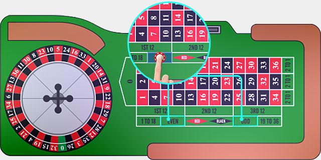 Roulette Simulator 126383