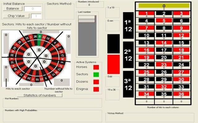 Roulette System 176724