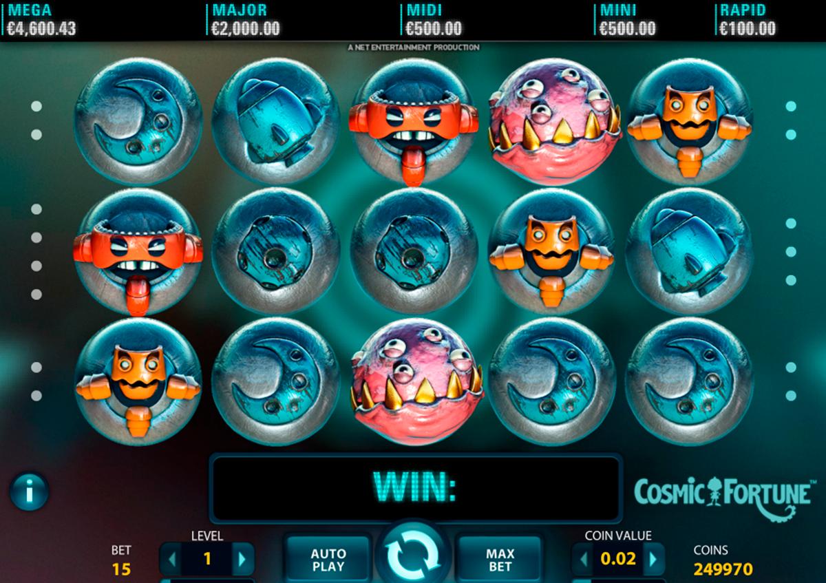 Spielautomaten online Cosmic 727098