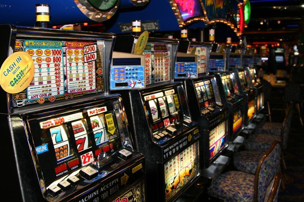 Spielbank Automaten Platinum 544995