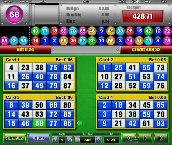 Spielhallen Automaten 44826