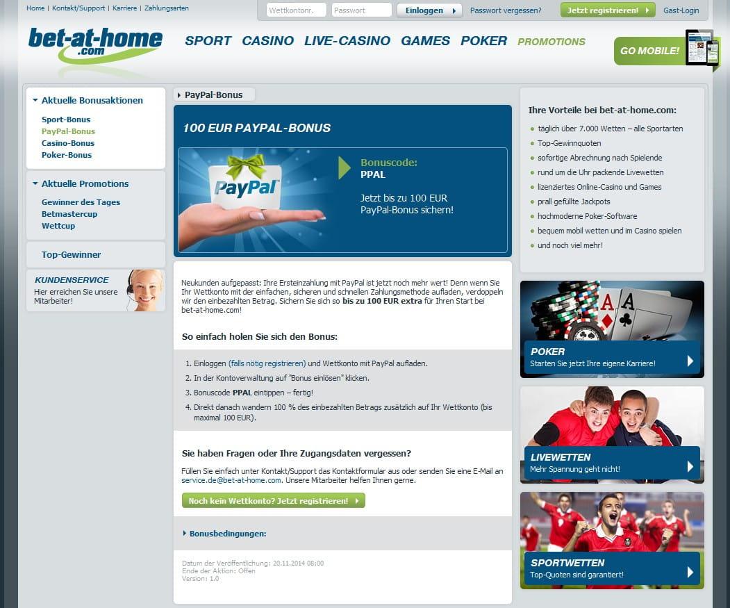 Sportwetten Bonus 620872