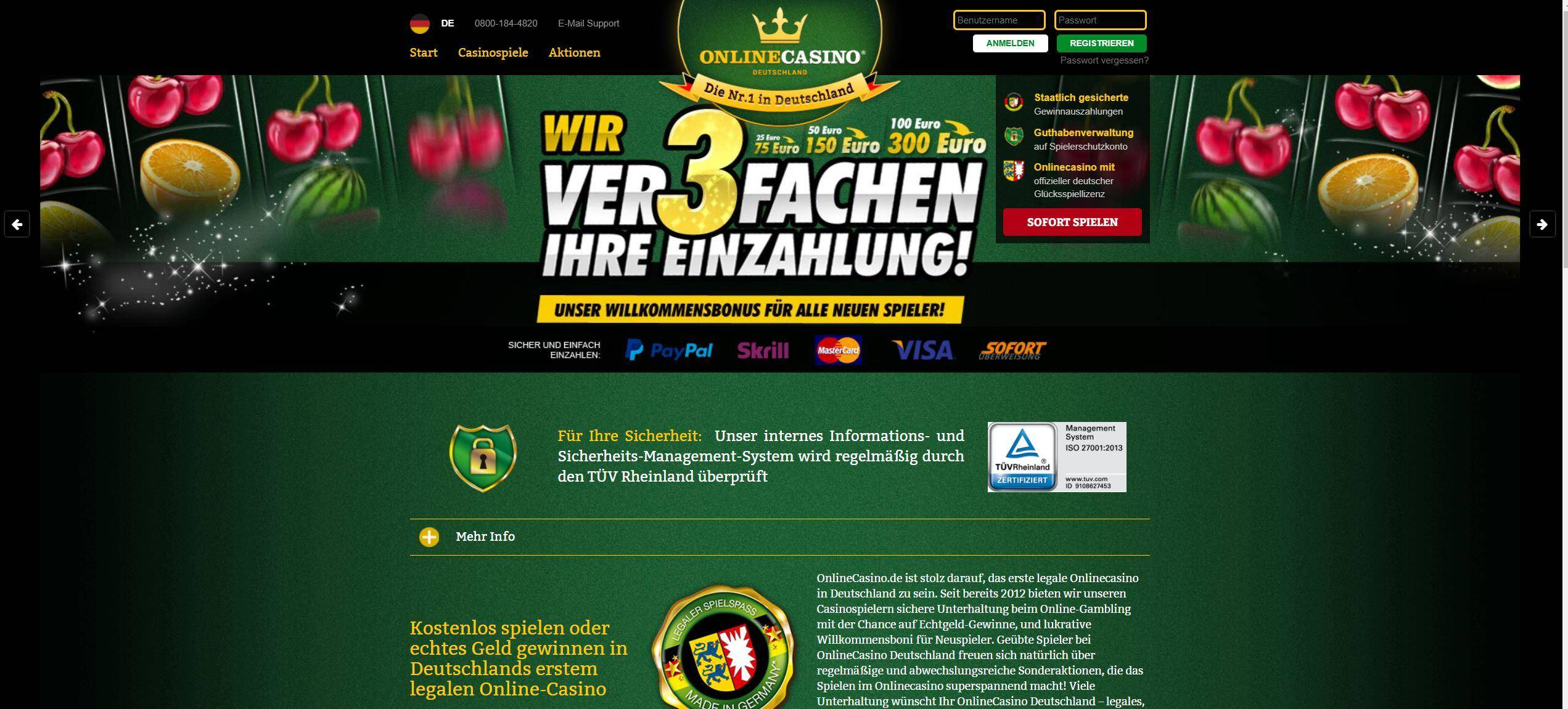Virtuelle Casino in 677983